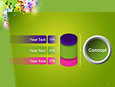 Happy Birthday Background PowerPoint Template#8
