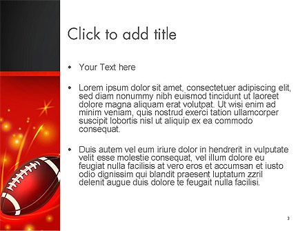 Soccer Rugby and Basketball Balls PowerPoint Template, Slide 3, 14264, Sports — PoweredTemplate.com