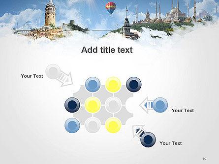 Istanbul Landmarks PowerPoint Template Slide 10