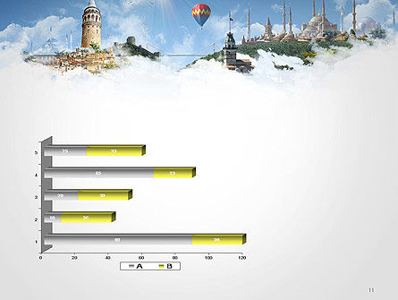 Istanbul Landmarks PowerPoint Template Slide 11