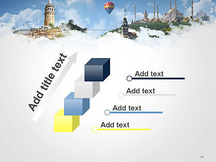 Istanbul Landmarks PowerPoint Template Slide 14