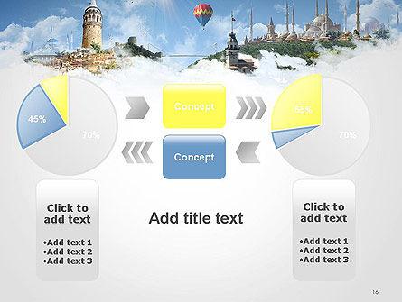 Istanbul Landmarks PowerPoint Template Slide 16