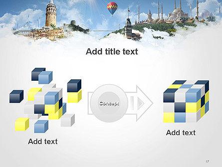 Istanbul Landmarks PowerPoint Template Slide 17