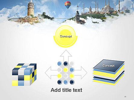 Istanbul Landmarks PowerPoint Template Slide 19
