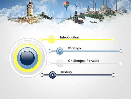 Istanbul Landmarks PowerPoint Template Slide 3