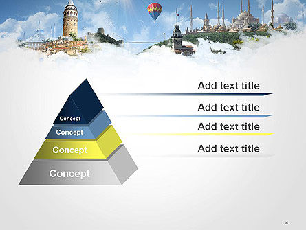 Istanbul Landmarks PowerPoint Template Slide 4