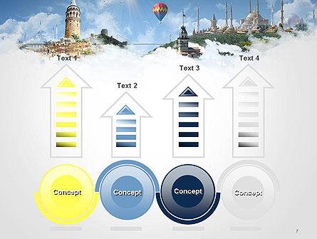 Istanbul Landmarks PowerPoint Template Slide 7