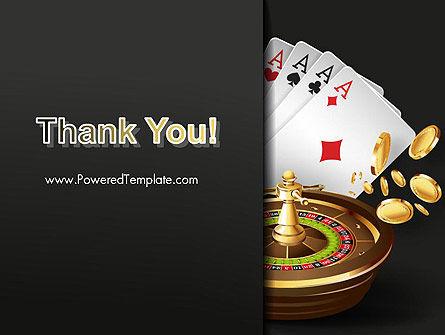 Gambling PowerPoint Template Slide 20