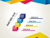 Origami Style Layers Abstract PowerPoint Template#14