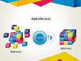 Origami Style Layers Abstract PowerPoint Template#17