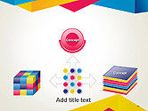 Origami Style Layers Abstract PowerPoint Template#19