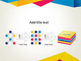 Origami Style Layers Abstract PowerPoint Template#9