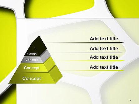 Organic Geometry PowerPoint Template Slide 4