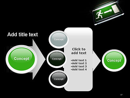 Emergency Lighting PowerPoint Template Slide 17
