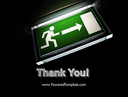 Emergency Lighting PowerPoint Template Slide 20