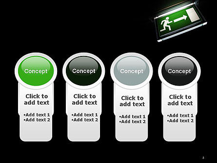 Emergency Lighting PowerPoint Template Slide 5