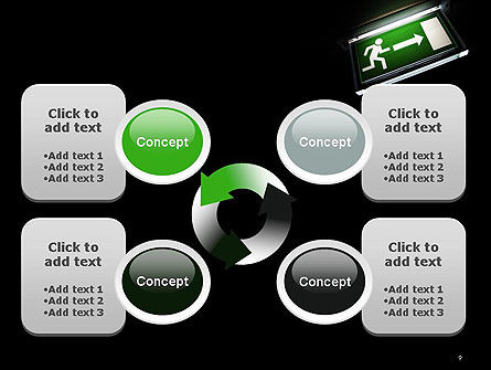 Emergency Lighting PowerPoint Template Slide 9
