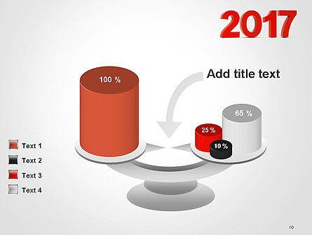 2017 Numbers PowerPoint Template Slide 10