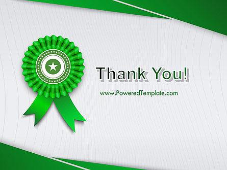 Certificate of Achievement PowerPoint Template Slide 20