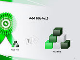 Certificate of Achievement PowerPoint Template#13