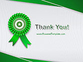Certificate of Achievement PowerPoint Template#20