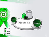Certificate of Achievement PowerPoint Template#6