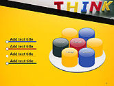 Word Think PowerPoint Template#12
