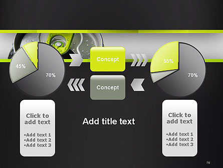 Energy Drink Can PowerPoint Template Slide 16