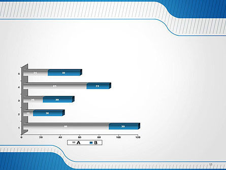 Official Abstract Border PowerPoint Template Slide 11