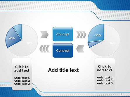 Official Abstract Border PowerPoint Template Slide 16