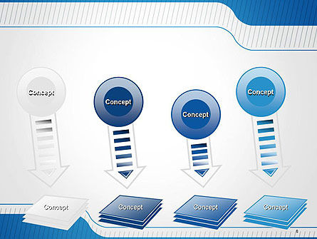 Official Abstract Border PowerPoint Template Slide 8