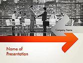 People: Modelo do PowerPoint - reunião da sala de reuniões #14301