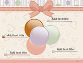 Baby Shower Invitation PowerPoint Template#10
