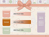 Baby Shower Invitation PowerPoint Template#12