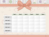 Baby Shower Invitation PowerPoint Template#15