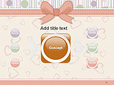 Baby Shower Invitation PowerPoint Template#17