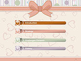 Baby Shower Invitation PowerPoint Template#3