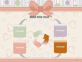 Baby Shower Invitation PowerPoint Template#6