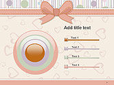 Baby Shower Invitation PowerPoint Template#9