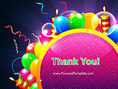 Happy Birthday Card PowerPoint Template#20