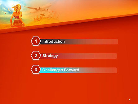 Hello Summer PowerPoint Template, Slide 3, 14306, Careers/Industry — PoweredTemplate.com