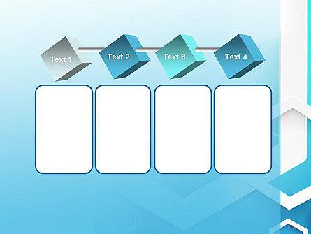 Abstract Hexagon Network PowerPoint Template Slide 18