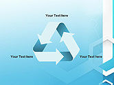 Abstract Hexagon Network PowerPoint Template#10