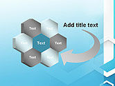 Abstract Hexagon Network PowerPoint Template#11