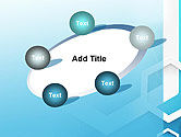 Abstract Hexagon Network PowerPoint Template#14
