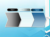 Abstract Hexagon Network PowerPoint Template#16