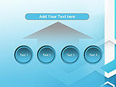 Abstract Hexagon Network PowerPoint Template#8