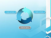 Abstract Hexagon Network PowerPoint Template#9