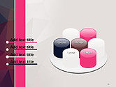 Polygonal Surface Abstract PowerPoint Template#12
