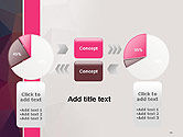 Polygonal Surface Abstract PowerPoint Template#16